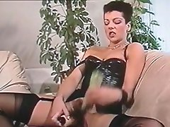 L'allemand Classique de la Masturbation dans les années 80