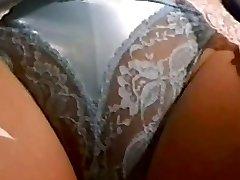Satin Negligee and Panties