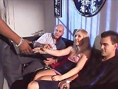 Machelle Cuckolds Him With BBC DP