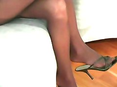 Pantyhose Hanna Hilton