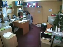 Private office (verborgen cam)