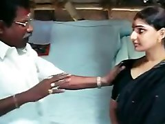Tamil Niebieski Film - Scena 1