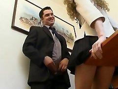 Patron ve Sekreter ...