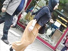 Turco-árabe-asiático hijapp mezcla de foto 25