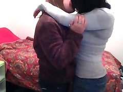 Amatööri college lesbot tehdä sextape