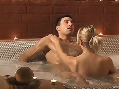 Erotic and wet love making