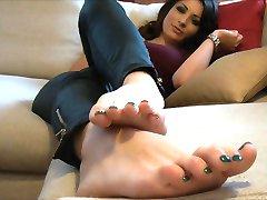 fetichismo del pie