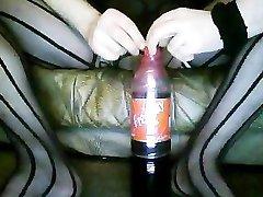 garrafa de inserção