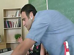 Rachel Roxxx As A Really Naughty Teacher