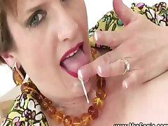 Cheating wife fucked then receives cumshot