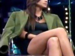 Телевизор Пересек Телок Ноги
