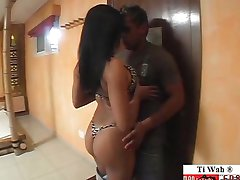 Horny Brazilian Girls
