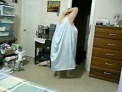 Фрагменты мне мигает в ванной комнате &амп; спальня.