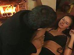 erotic angel gets nailed