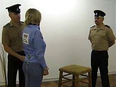 Fängelse Disciplin