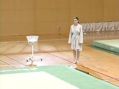 Naken Rumänska Gymnasten