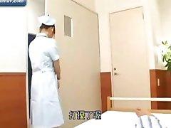 JPN Nurse CHN Sub