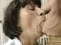 Boss Fuck Mature Maid