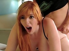 TeensLoveAnal - Hot Redhead Ass Fucked For Tickets