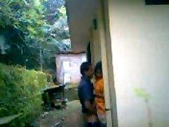 Kerala Colg Lovers Outdoor Fun 7 Mins wid Audio