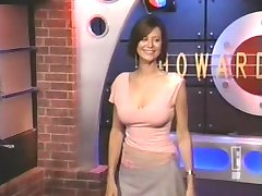 Howard Stern Show Catherine Bell