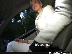 Blonde ex-girlfriend rides my cock