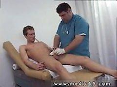 Medisch penis massage film en medische