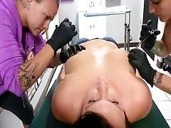 bbw tepel piercing