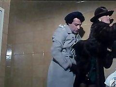 Barbara Bouchet 40 GRADI KAIKKI'OMBRA DEL LENZUOLO 1976