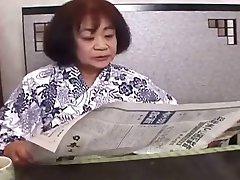 Japońskie Babcia #16