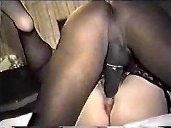 Amateur Big Arse Wife Enjoying Some Black Dick - Derty24