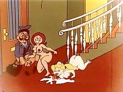 Umrijeti erotische Zeichentrickparade 3 Cartonsex
