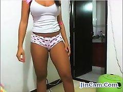Bigtits latina teen masturbates and orgasm chat sex webcam