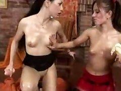 Bitches anal fun