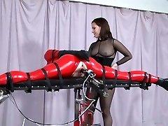 BDSM Fucking machine.
