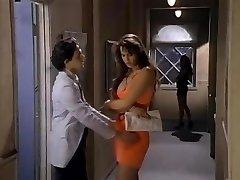 Selena Steele, Tracy Wynn, Randy Spears en el clásico de la mierda de película