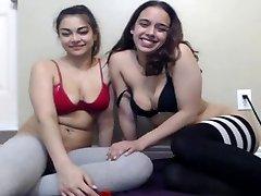 Un hermoso par de teasers de la webcam