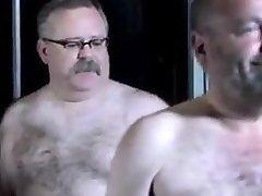 Tim en la sauna