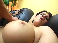 Big titted latina gets her wet pussy pounded