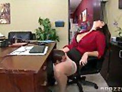 Brazzers - Alison Tyler on väike kontor lõbus