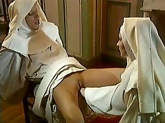 Preist & Nuns Fucking & Going Knuckle Deep