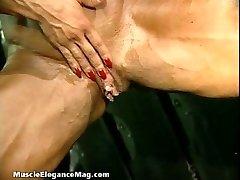Denise Masino 40 - Dame Bodybuilder
