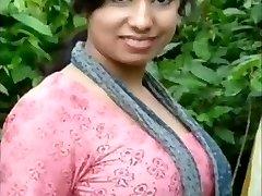 Nandini Bengali Kolkata GINORMOUS BREASTS COCK-SQUEEZING VAGINA