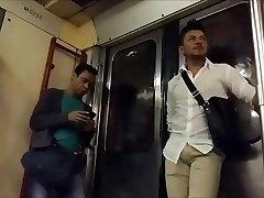 In a public transport