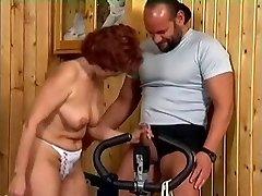 Grandma in a Gym R20
