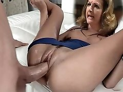 Margo gets a plunging