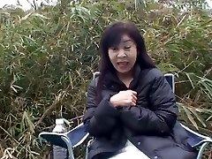 50year old Grandma Satoko Tabata Creampied (Uncensored)
