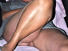 Sexy MILF with humungous ASS