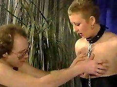 Short Hair Milfy Curvaceous Slave Frau