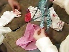 Panty Girl Soiree - Scene 1
